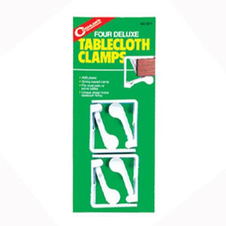 Picture for category Tablecloths & Clamps