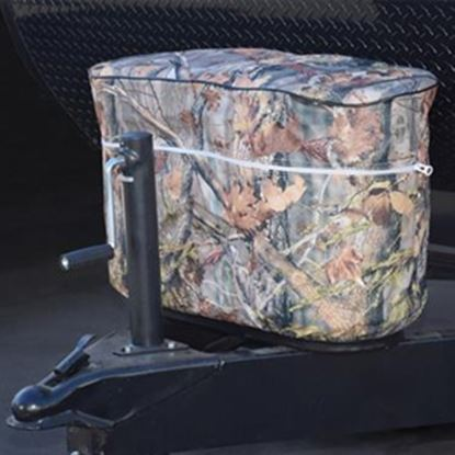 Picture of ADCO  Camouflage Vinyl Single 20LB/5Gal LP Tank Cover 2611 01-0161
