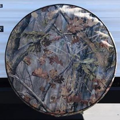 "Picture of ADCO  Camo 24"" Size-N Spare Tire Cover 8759 01-0214"
