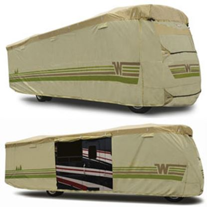 Picture of ADCO Winnebago (TM) Tan Polypropylene Cover For 26' Class A Motorhomes 64829 01-8647