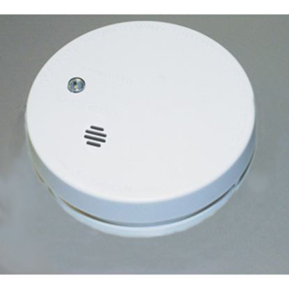 Picture of Kidde  9V Smoke Detector w/ Battery 21007547K 03-0252