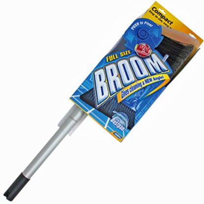 Picture of Camco  Adjustable Broom w/Dust Pan 43623 03-1180