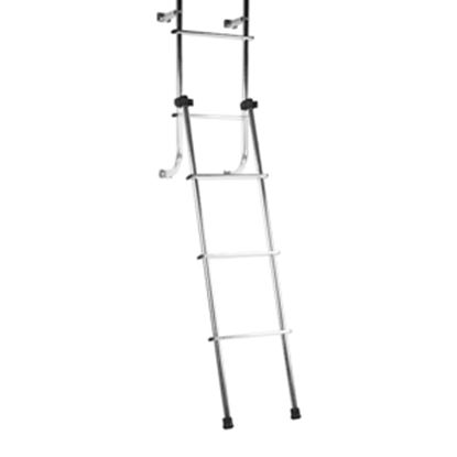 Picture of Stromberg Carlson  4' Aluminum RV Coach Rear Mount Ladder LA-148 05-0408