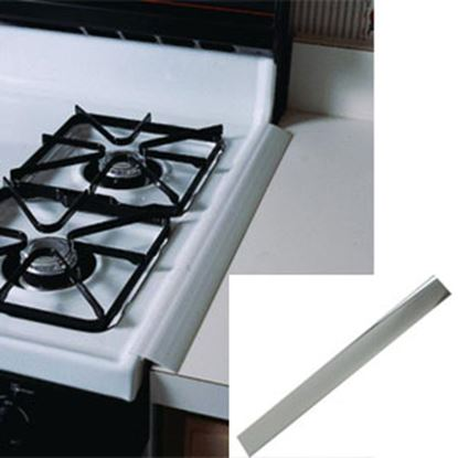 Picture of Range Kleen  White Stove Trim Kit 687 07-0019