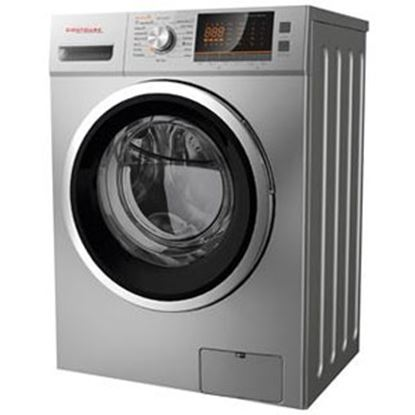 """Picture of Contoure  23-1/2""""W Silver 15.5LB Clothes Washer/Dryer Combo Unit RV-WD800S 07-0143"""
