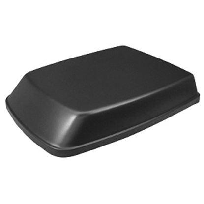 Picture of Icon  Aerodynamic Design Black Shroud For Dometic Air Conditioner 01915 08-0010