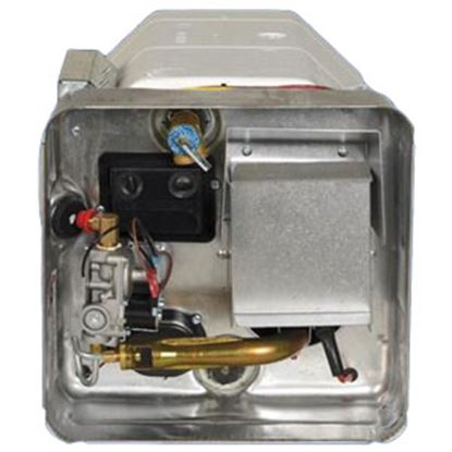 Picture of Suburban  10 Gal SW10DEL 12000 BTU Electric Direct Spark Ignition Water Heater 5244A 09-0074