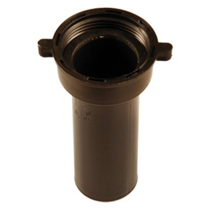 """Picture of JR Products  1-1/2"""" PVC Sink Drain w/Strainer Connection 95305 10-1765"""