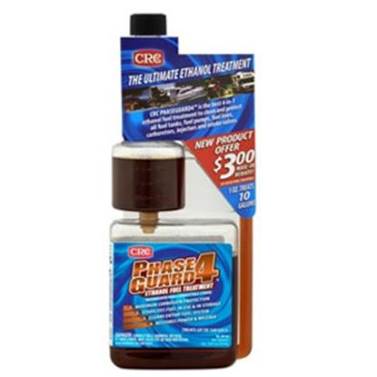 Picture of CRC PhaseGuard4 (R) 16 oz Ethanol Fuel Treatment 06142 13-1726