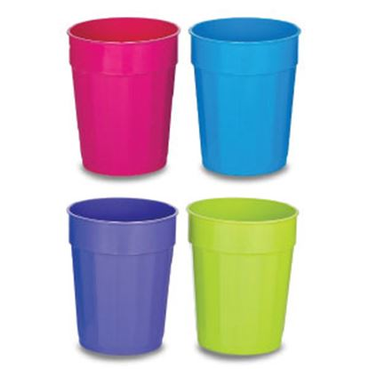 Picture of B&R Plastics  4-Pack 22 Oz Cup FC22-4-24 14-1295