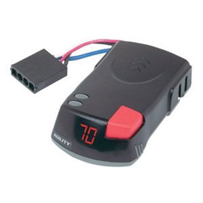 Picture of Hopkins Agility (TM) LED Indicator Trailer Brake Control for 4 Brakes 47294 17-0034