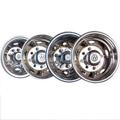 "Picture of Wheel Masters  16"" To 16-1/2"" 8 Lug Wheel Simulator  17-1120"