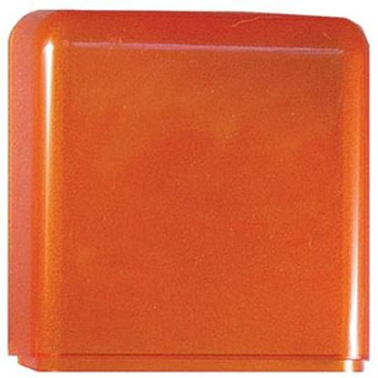 Picture of Command  Amber Lens For Command Classic 12V Incandescent 007-40AC Porch Light 89-207A 18-0198