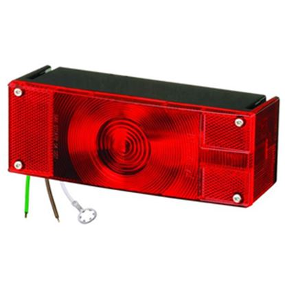 """Picture of Bargman  8.03""""x2.94""""x2.83"""" Tail Light 403076 18-0267"""
