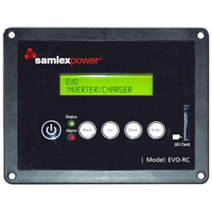 Picture of Samlex Solar  Inverter Remote Control for Samlex EVO-2212/ EVO-3012/ EVO-2224/ EVO-4024 w/33' Cable EVO-RC 19-3071