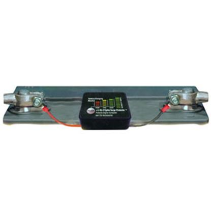 """Picture of Battery Doctor  3-in-1 Battery Surge Protector/Monitor w/ 20"""" leads 20099 19-3515"""