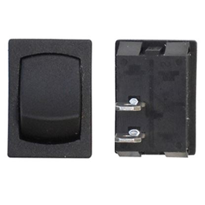 Picture of Diamond Group  3-Bag Black 125V/ 16A SPST Rocker Switches For Water Pumps DGL210VP 19-5030