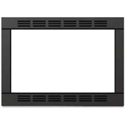 Picture of Contoure  Black Microwave Oven Trim Kit RV-TRIM8B 19-9145