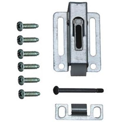"Picture of AP Products  7/8"" Positive Pull-To-Open Catch 013-025-1 20-0529"
