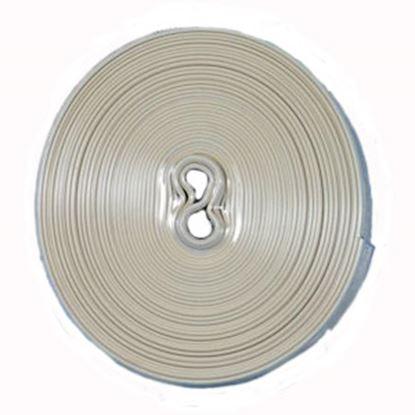 "Picture of Camco  Beige Vinyl 3/4"" W X 25' L Trim Molding Insert 25153 20-1402"