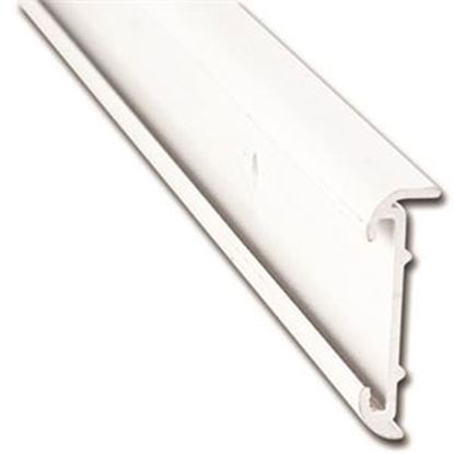 Picture of AP Products  16'L White Short Lip Insert Trim 021-51601-16 20-6937