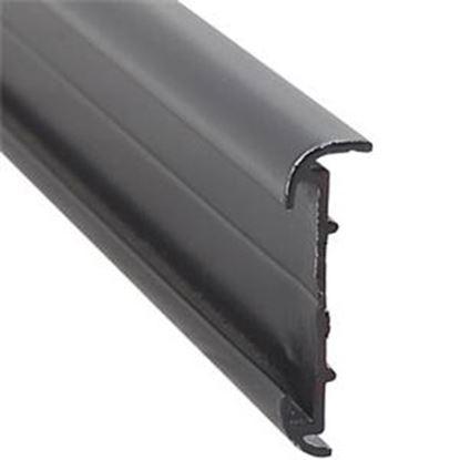 Picture of AP Products  8'L Black Short Lip Insert Trim 021-51602-8 20-6940