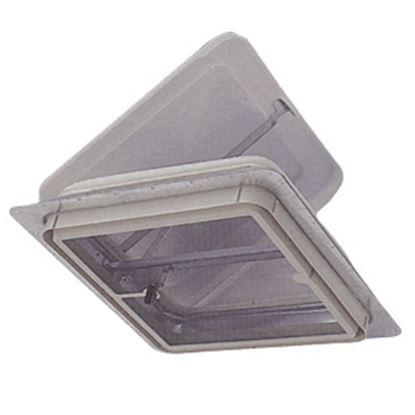 "Picture of Ventline  Aluminum 14"" x 14"" Roof Vent Lid BV0534-00 22-0241"