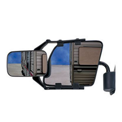 Picture of CIPA  Adjustable Clip-On Towing Mirror 11952 23-0326