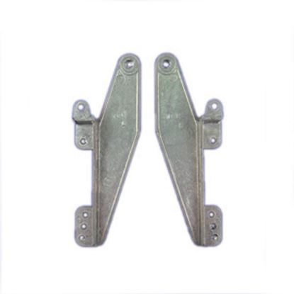 """Picture of Strybuc  2-Pack 3-7/8""""L Window Hinge 786C 23-0902"""