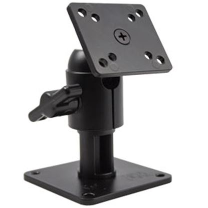 "Picture of Voyager  Matte Black Aluminum 4"" Video Monitor Mount For VOYAGER VOSHD4MNT 24-3875"