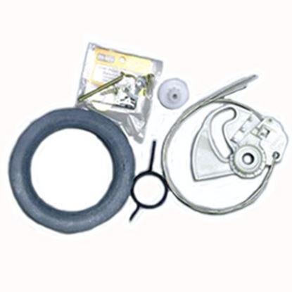 Picture of Thetford  Toilet Flush Mechanism Repair Kit For Aqua-Magic (R) 24571 44-1082