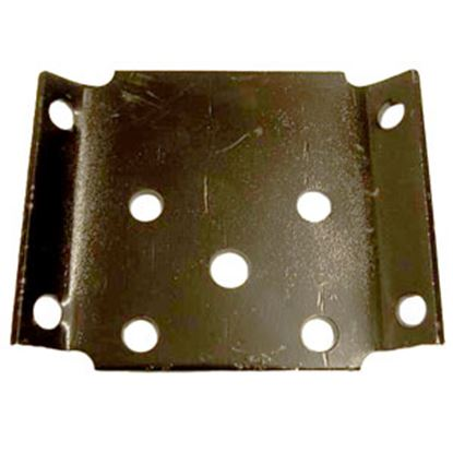 "Picture of AP Products  2-3/8"" Leaf Spring Plate 014-1938281 46-0020"