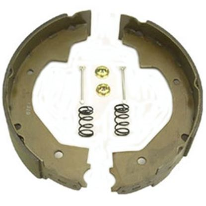 "Picture of AP Products  10"" Brake Shoe & Lining Kit 014-136451 46-0809"