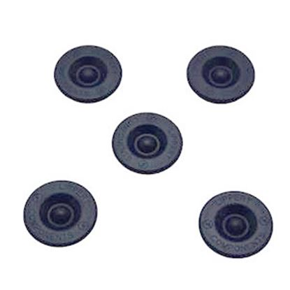Picture of AP Products  5-Pack Rubber Trailer Wheel Bearing Dust Cap Plug 014-122065-5 46-6884