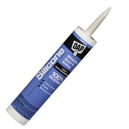 Picture of DAP  Almond 10.1 Oz Silicone Caulk 08649 69-0048