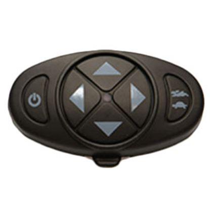 Picture of GoLight  Wireless Dash Mount Spotlight Remote for Golight/Radioray/Stryker 30200 69-5207