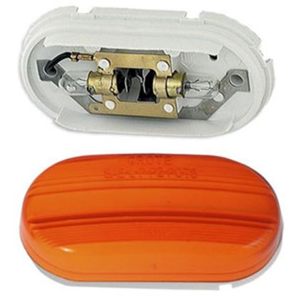 "Picture of Grote  Amber 4"" x 2"" Side Marker Light 45263 69-9063"